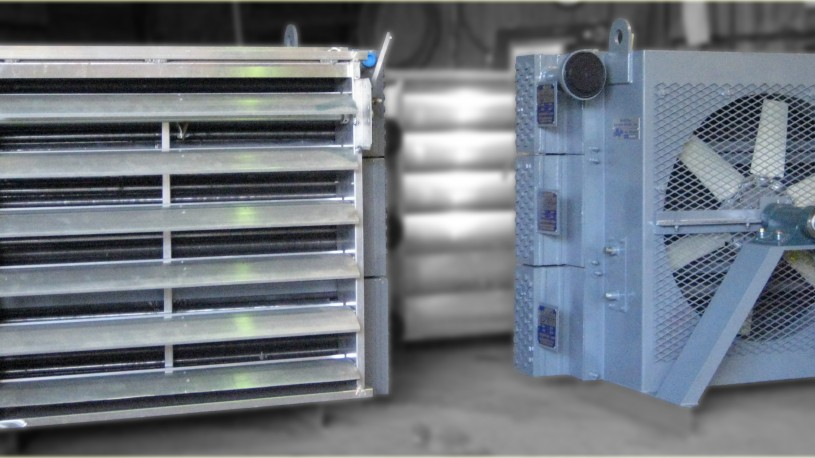 HEAT EXCHANGERS AND LOUVERS